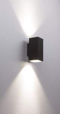 LED Up and Down Wandleuchte 2x 3w